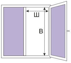 Как замерить и установить москитную сетку. инструкция ура....